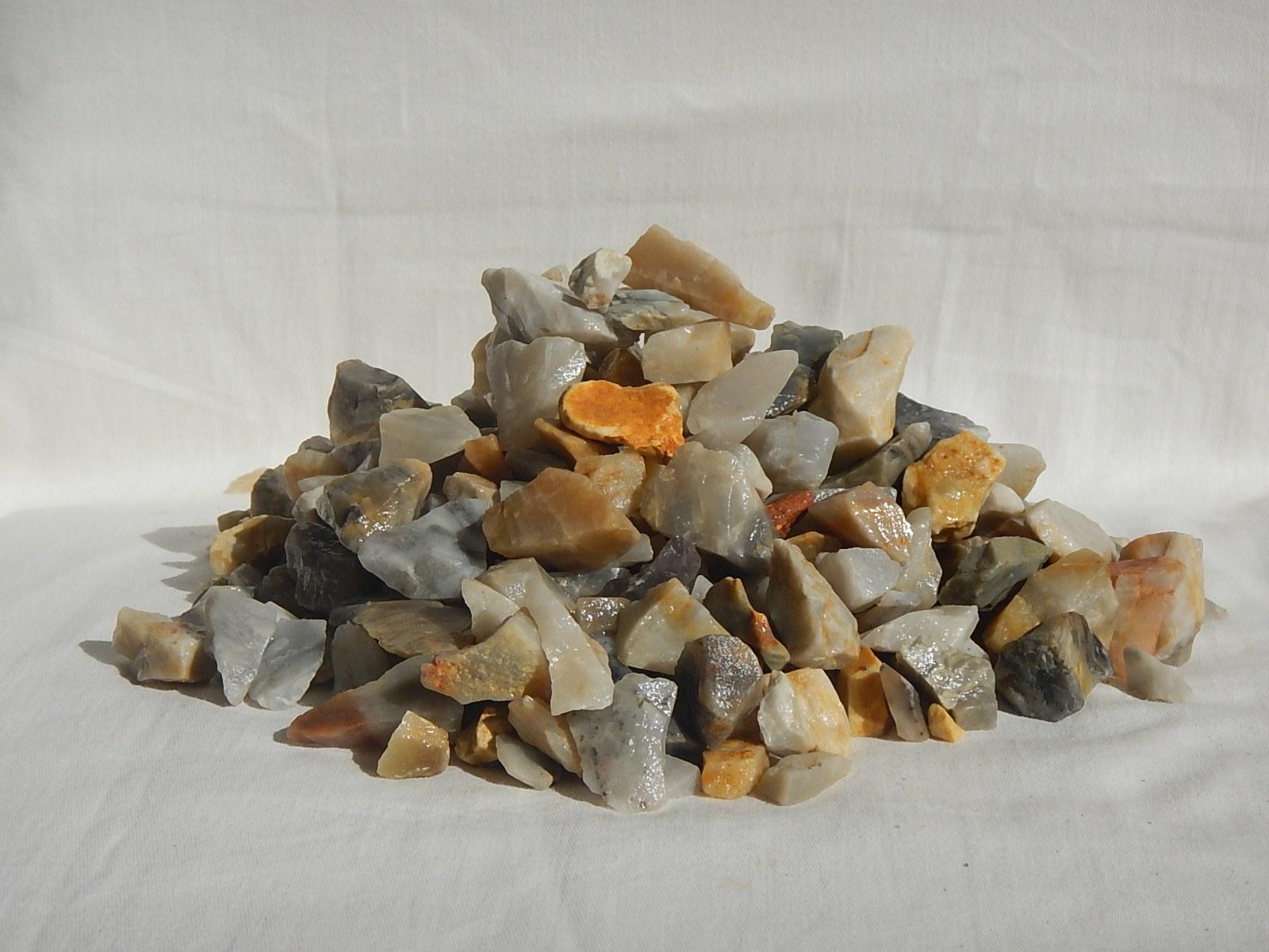 Stones, Pebbles & Gravel